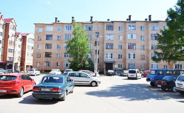 Однокомнатная квартира в городе Волоколамске на ул.Садовая, д.20